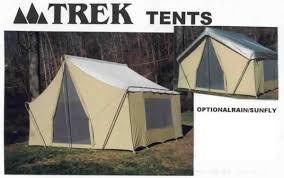 cabin tent cotton canvas cabin tent 10 x14 wall perrets
