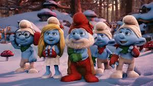 the smurfs a christmas carol 2011