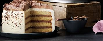 vanilla u0026 hazelnut layer cake harvey norman australia