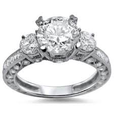 2 engagement rings 2 to 2 5 carats engagement rings shop the best deals for dec