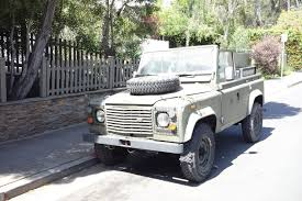 land rover mod 1980 land rover defender mod already titled d90 110 used
