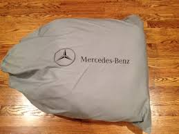 car covers mercedes 2006 2011 oem ml car cover brand mbworld org forums