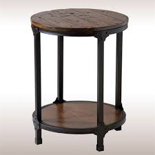 rustic accent table u2013 rustic accent side tables rustic pine