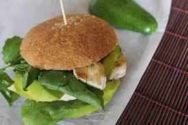gluten free green goodness chicken sandwich cairo cooking