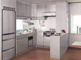built in kitchen system