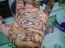 henna tattoo hand eye horus meaning symbolism henna tattoo gallery