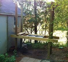 outdoor potting bench state by state gardening