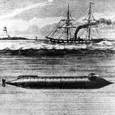 history of submarines wikipedia