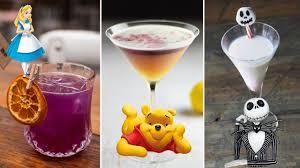 11 disney themed cocktails hexjam