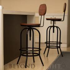 bar stools exquisite chairs retro wooden bar stools bar stool