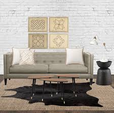 interior ideas appealing home interior design with cowhide rug