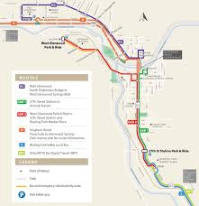 Map A Running Route by System Map Aspen U0026 Glenwood Springs Bus Routes Rfta
