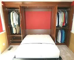 bedroom closet ideas turn into bed nook doors pictures bezoporu info
