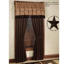 western bedding southwestern curtains horse bath decor window