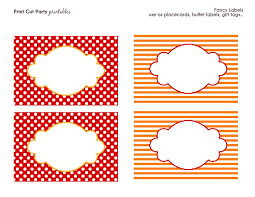printable circus templates party printables frosted events