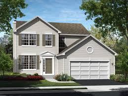 Yorkville Home Design Center Tahoe Floor Plan In Windett Ridge Calatlantic Homes