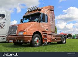 volvo tractor alaharma finland august 7 2015 volvo stock photo 309502982