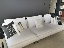 Ikea White Sofa by How To Decorate Your Living Room With The Kivik Sofa From Ikea