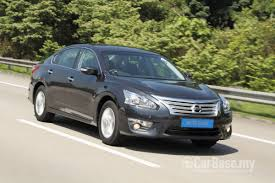 nissan teana interior nissan teana 2016 2 0xl in malaysia reviews specs prices