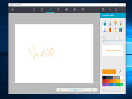 new paint redesigned paint app for windows 10 looks awesome