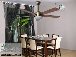 east fan 52inch five blade indoor ceiling fan with light item