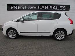 used peugeot suv used 2017 peugeot 3008 2 0 e hdi hybrid4 sr suv auto 4x4 5dr for