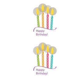 free birthday card 40 free birthday card templates template lab