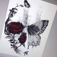 image result for beautiful skull tattoos for women tattoos