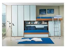 kinder schlafzimmer schlafzimmer mit ausziehbarem zweiten bett brücke kleiderschrank