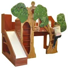 bunk beds bunk bed tree house kids beds treehouse ebay bunk bed