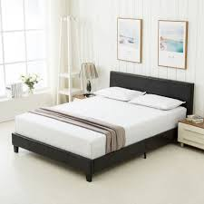 Queen Platform Bed Frame With Storage Bed Frames What Is An Upholstered Bed What Is A Tufted Bed