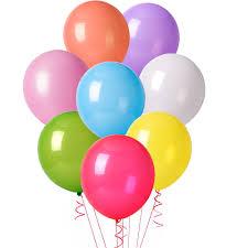 amazon com fun express premium quality white balloon sticks with