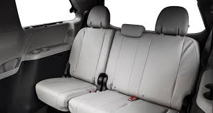 Toyota Sienna Captains Chairs Top 10 Family Friendly Toyota Sienna Features Carmax