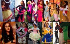 collection of ariana grande costumes for halloween ariana grande