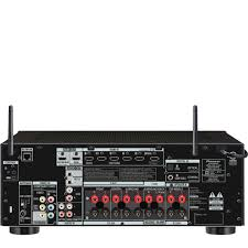 pioneer amplifier home theater amazon com pioneer vsx 1130 k 7 2 channel av receiver with built