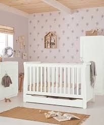 Sleigh Cot Bed White Cot Bed Baby Cot Beds U0026 Accessories From Mothercare