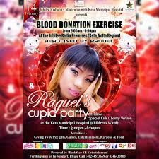 Seeking Cupid Song Raquel Marks Vals Day With Keta In Cupid Proudly