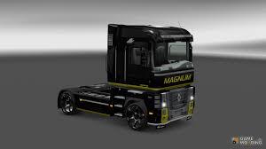 renault trucks magnum skin for renault magnum for euro truck simulator 2