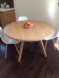 light wood round dining table light wood round dining table dining room ideas