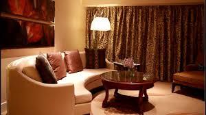 conrad macao hotel suite room corner youtube