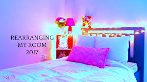 Redecorating My Room Rearranging U0026 Redecorating My Room 2017 Youtube