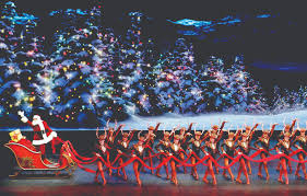 Rosemont Christmas Lights Radio City Christmas Spectacular