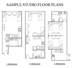 Studio Plans by Studios Seattle Central International College