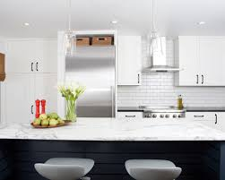 White Kitchen Tile Backsplash Wonderful White Subway Tiles White Subway Tile Backsplash Ideas
