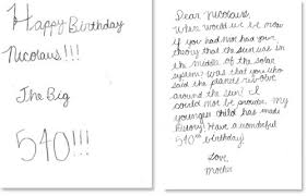 what to write in a kids birthday card birthday card writing