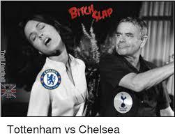 Funny Tottenham Memes - troll football ea1000 13 tottenham vs chelsea chelsea meme on me me