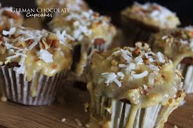 german chocolate cupcakes crazy simple love
