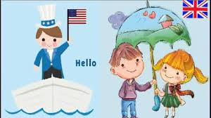 Flags Of The World Free Printable Hello To All The Children Of The World Youtube