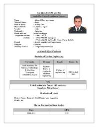 sle resume for marine engineering cadet danaya us