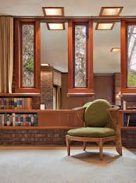 frank lloyd wright u0027s kenneth laurent house up for auction